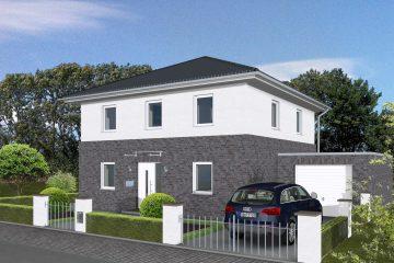 Eco-Villa mit Garage