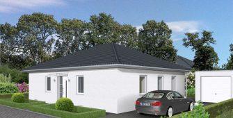 eco-bungalow