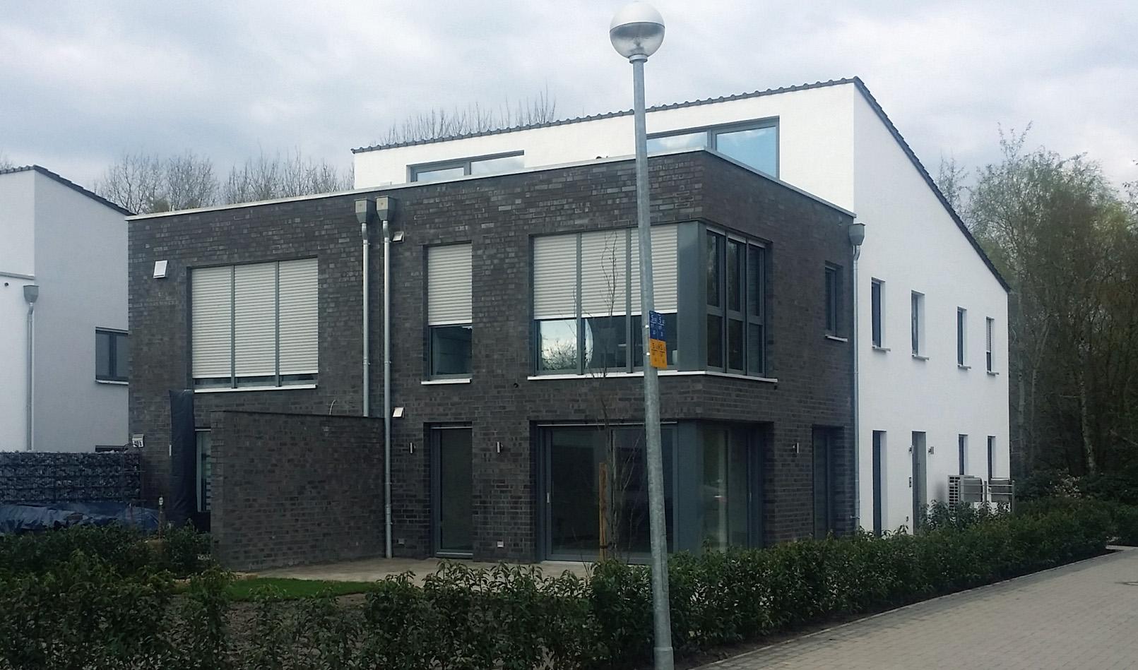 Vierfamilienhaus in Greven